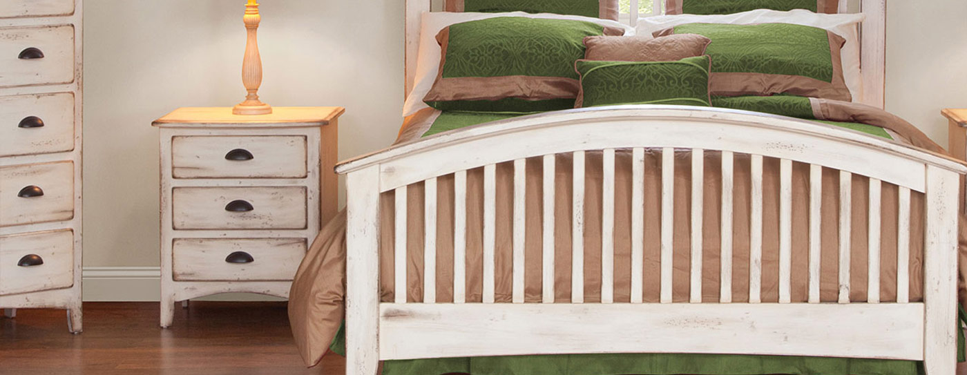 bedroom collections header
