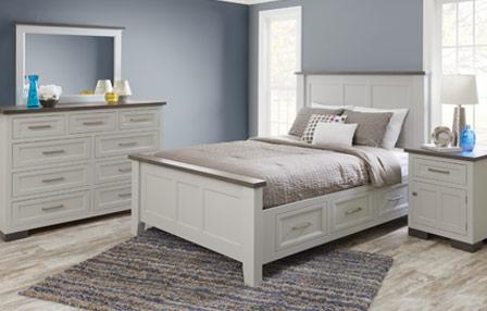 hudson bedroom series nav Hudson Collection