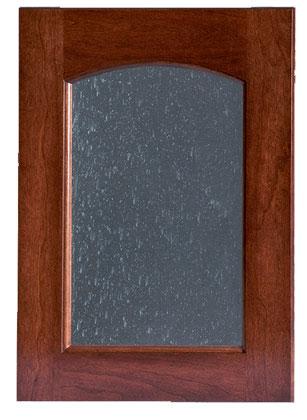 seedy door